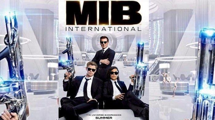 Sinopsis Film Men in Black: International, Tayang Trans TV Malam Ini Pukul 21.30 WIB