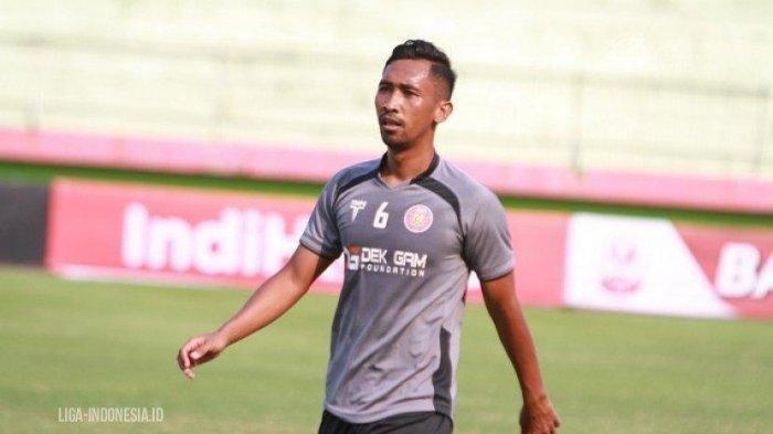 Pemain Semen Padang FC Tri Rahmad Priadi Sempatkan Lebaran Idul Adha di Kampung Halaman
