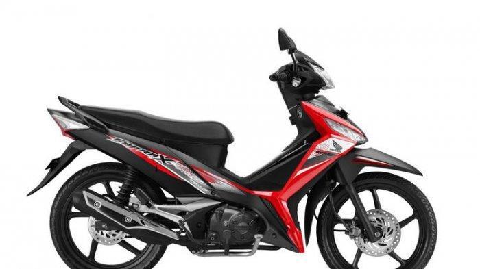 Motor Honda Kembali Menyegarkan Tampilan Supra X 125 FI