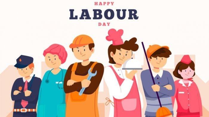 50 Contoh Ucapan Hari Buruh 1 Mei 2021 atau May Day, Bisa Kirim via WhatsApp dan Media Sosial