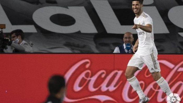 Real Madrid Ungguli Valencia Skor 3-0, Gol Kilat Tandai Comeback Marco Asensio