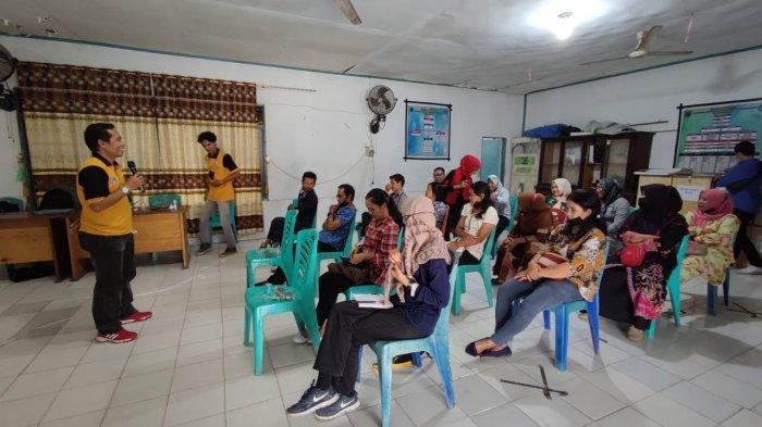 Tim Pengabdian Masyarakat UNP Adakan Workshop, dan Aksi Bersih Lingkungan di Muara Siberut, Mentawai