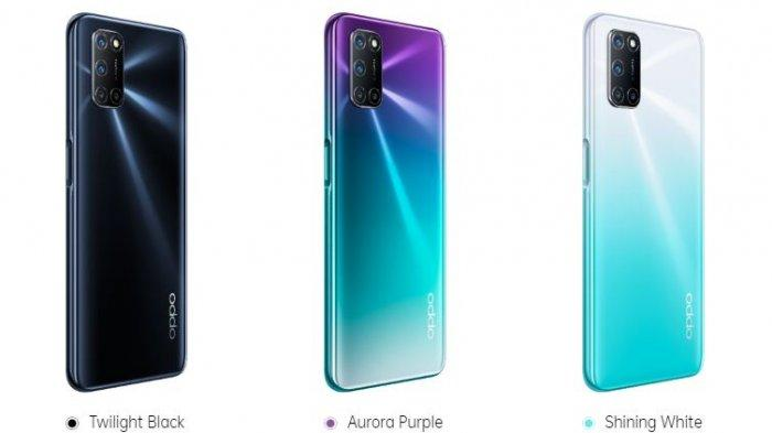 UPDATE Daftar Harga HP OPPO Terbaru 7 Mei 2020, Oppo A52 Vs Oppo A92, Bandingkan Spesifikasinya