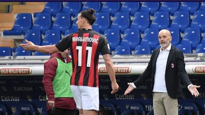 AC Milan Terlempar dari Zona Tiket Liga Champions, Hasil Lengkap Liga Italia Minggu Dini Hari WIB