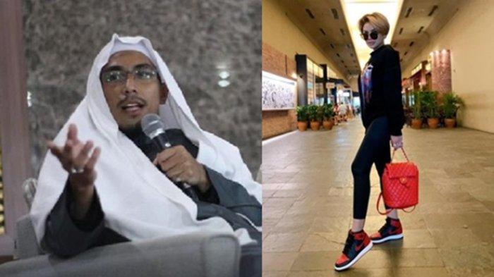 Ustadz Maaher Ditangkap Bareskrim di Bogor, Nikita Mirzani : Aku Malu