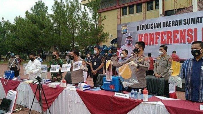 Tiga Oknum ASN di Sumut Diamankan Polisi Terkait Kasus Penjualan Vaksin Secara Ilegal