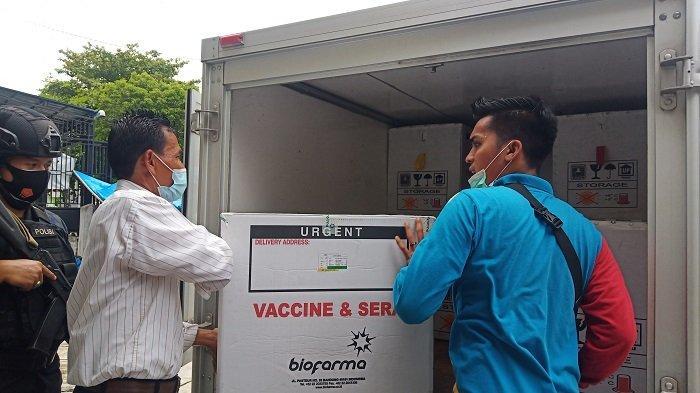 Cara Cek Stok Vaksin Covid-19 Real Time hingga Tingkat Kota/Kab, Pahami Arti Warna dan Estimasi