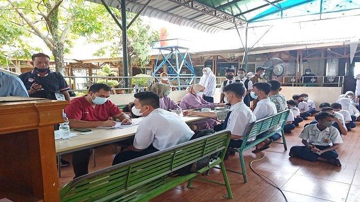 Lokasi dan Jadwal Vaksinasi Gratis di Kecamatan Lubuk Begalung, Ada 11 Lokasi hingga 17 Oktober 2021