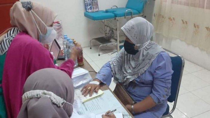 Jumlah Warga Padang Ikut Vaksinasi Covid-19 Meningkat Selama PPKM Darurat, Dinkes: Sudah 21 Persen