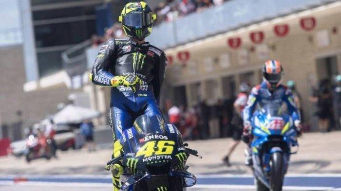 Beragam Rekor yang Sudah Ditorehkan Valentino Rossi Sebelum Gantung Helm