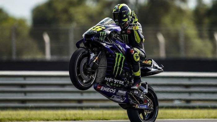 Sang Legenda MotoGP Ini Prediksi Valentino Rossi Bakal Bersinar di Sirkuit Misano