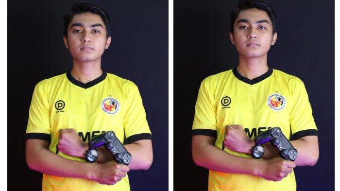 Semen Padang FC Rekrut Vantri Julian, Perkuat Tim untuk Merambah Ranah E-Sport