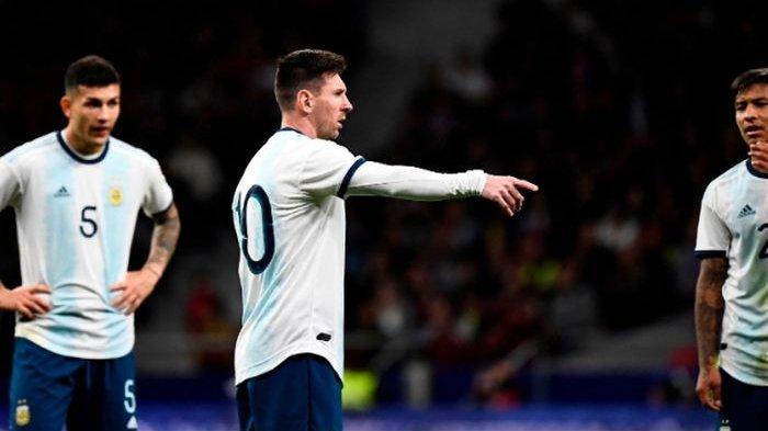 PREDIKSI Argentina vs Brasil - Final Copa America 2021: Ajang Reuni Lionel Messi dan Neymar