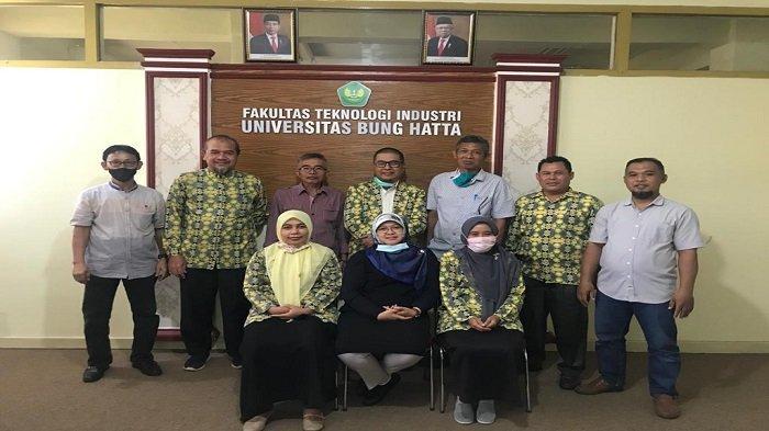FTI Universitas Bung Hatta Gandeng UPNV Yogyakarta dan UJ Jakarta, Program Pertukaran Mahasiswa
