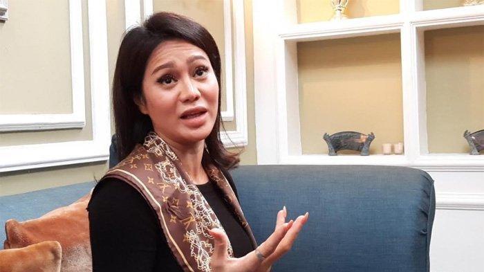 Vicky Zainal saat ditemui di kawasan Pondok Labu Jakarta Selatan, Kamis (6/5/2021).