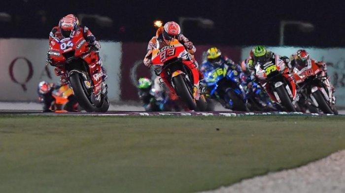 Marquez Tidak Kaget Lihat Penampilan Alex Rins, Mereka Siap Jajal Sirkuit Le Mans
