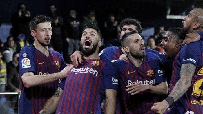 Luiz Suarez Korban Revolusi Pelatih Baru Barcelona, Deretan Klub Ini Bisa Jadi Tujuan, Ada AC Milan