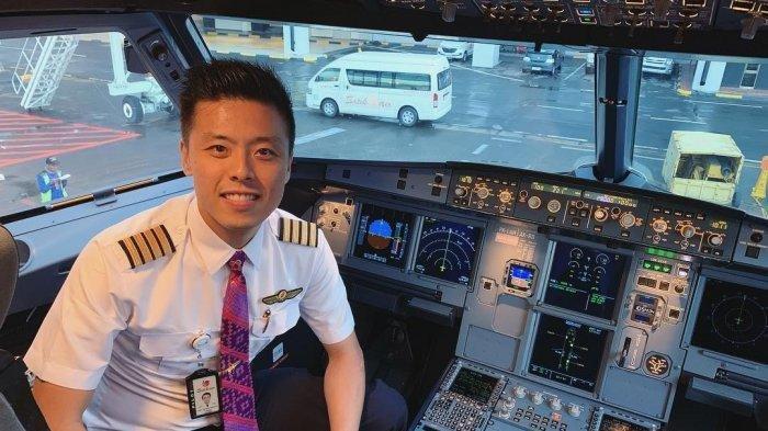 Dicabut Lisensi Terbang, Kapten Vincent Raditya Masih Bisa Terbangkan Air Bus A320