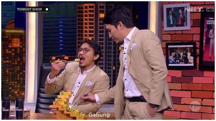 Tonight Show NET TV Pamit, Tagar #TonightShowJanganPamit Trending Twitter, Warganet: Please Stay