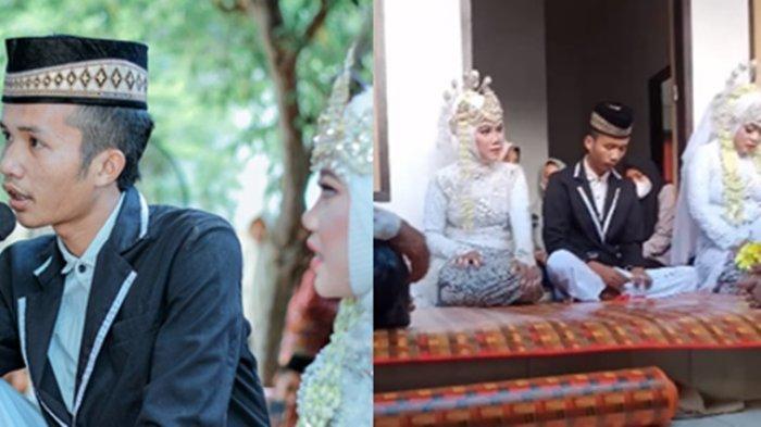 VIRAL Pria Nikahi 2 Wanita Bersamaan, Begini Kronologinya, Sama-sama Kenal dari Media Sosial