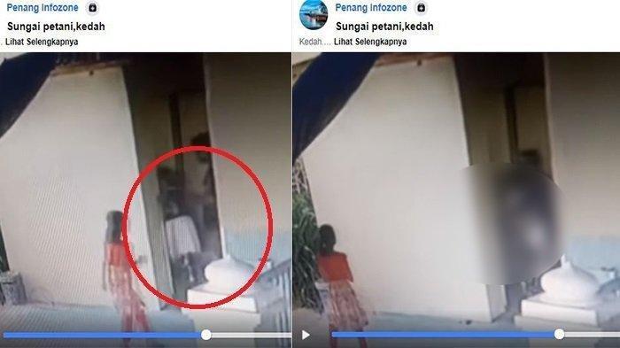 VIRAL Video Rekaman CCTV Pria Cabuli Gadis 9 Tahun di Surau, Pelaku Akhirnya Menyerahkan Diri