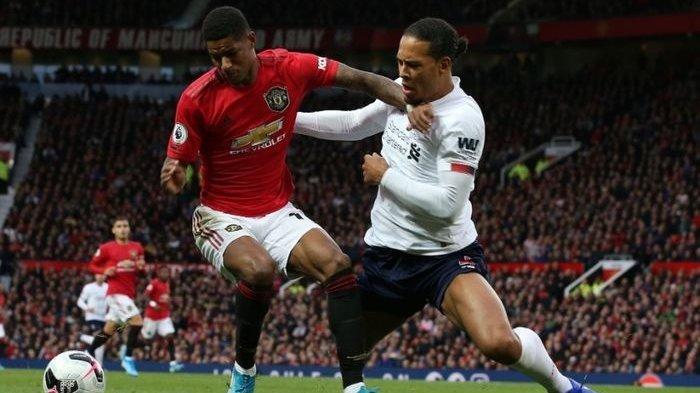 HASIL Man United vs Granada - Aksi Ciamik Marcus Rashford, Samai Legenda Wayne Rooney
