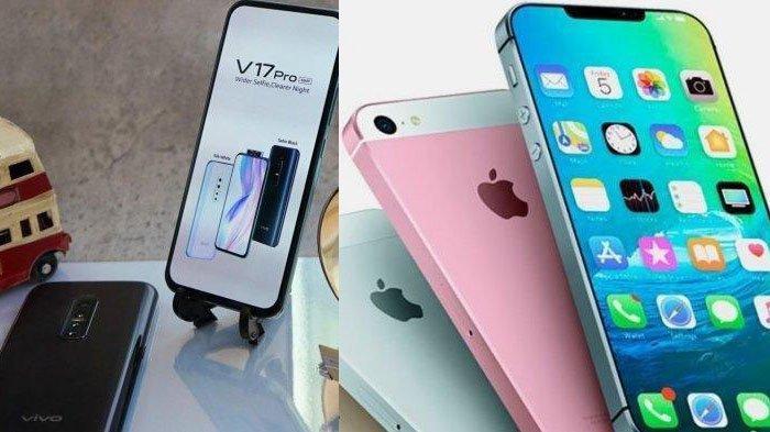Update Daftar Harga HP April 2020, iPhone, Vivo hingga Oppo, Simak Spesifikasi Unggulan
