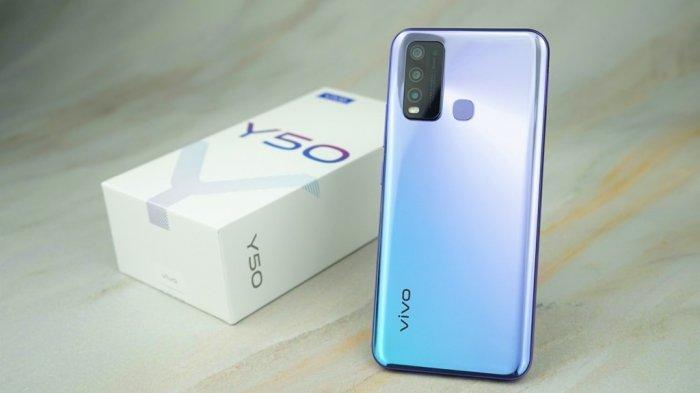 VIVO Y50 Siapkan Layar Ultra O Screen dan Teknologi Super Night Camera, Ada Promo Harga