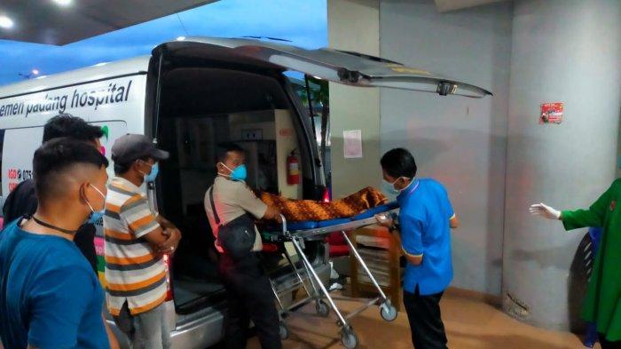 Remaja di Padang Hanyut di Sungai - Pihak Keluarga Makamkan, Almarhumah Intan di TPU Tunggul Hitam
