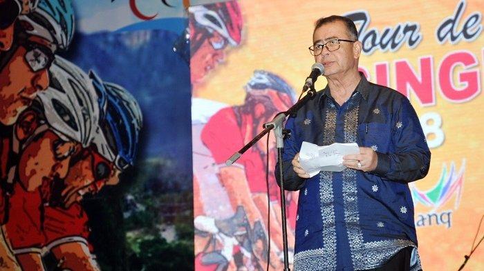 Wagub Nasrul Abit Sebut Pemprov Sumbar Serius Capai Nilai Strategis di Iven Tour de Singkarak 2019