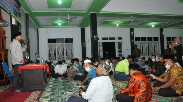 Wagub Sumbar Safari Ramadan di Masjid Jami' Aia Botuang, Pasaman Barat Daerah Produksi Pangan