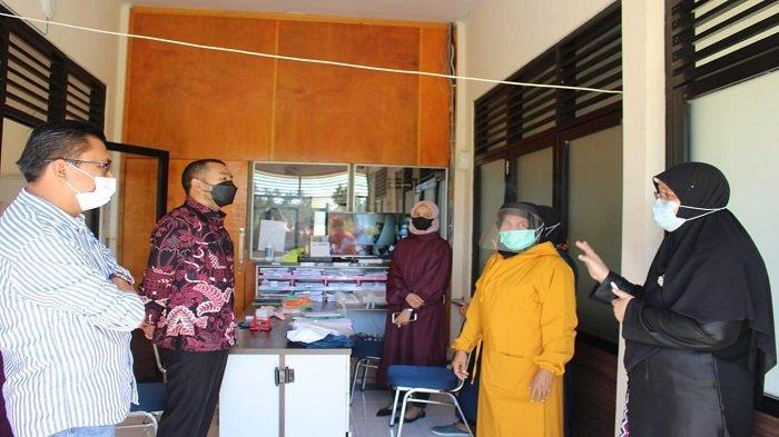 RSUD Achmad Darwis Limapuluh Kota Tambah Ruang Operasi Khusus Covid-19