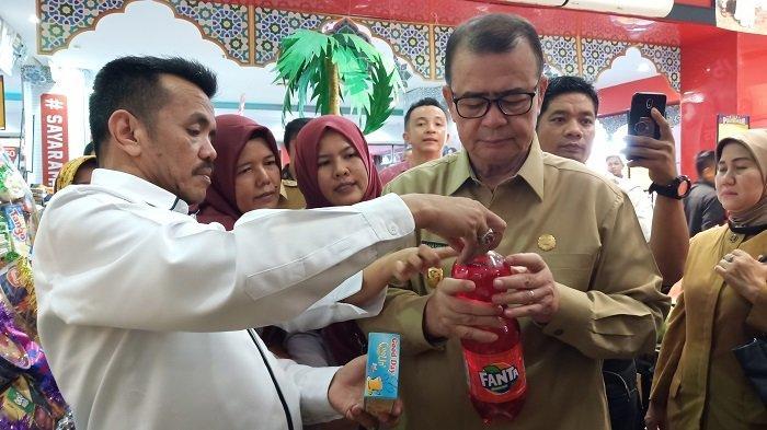 Jelang Lebaran BPOM Kota Padang Temukan Pangan Kedaluwarsa di 11 Kabupaten/Kota Sumatera Barat