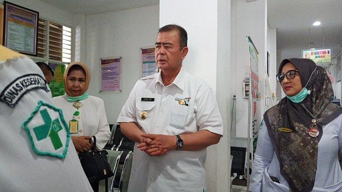 Wagub Nasrul Abit Minta Bupati-Wali Kota Perketat Pengawasan di 8 Titik Perbatasan Sumbar
