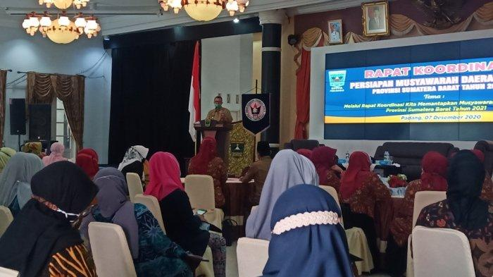 Nasrul Abit Ngantor Lagi Setelah Cuti Pilgub Sumbar 2020, Intip Apa Saja Kegiatan Wagub
