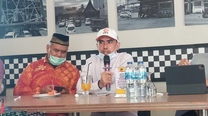 PKS Inginkan Kader jadi Wawako Padang, DPW Sumbar Sebut Sudah Koordinasi dengan DPW PAN