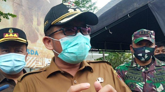 Monitoring Penyembelihan Hewan Kurban, Wali Kota Padang: Sudah Patuhi Protokol Kesehatan