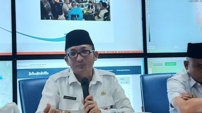 Penerimaan PAD Kota Padang52 Persen, OPD yang Tak Capai Taget Bakal Diberikan Sanksi