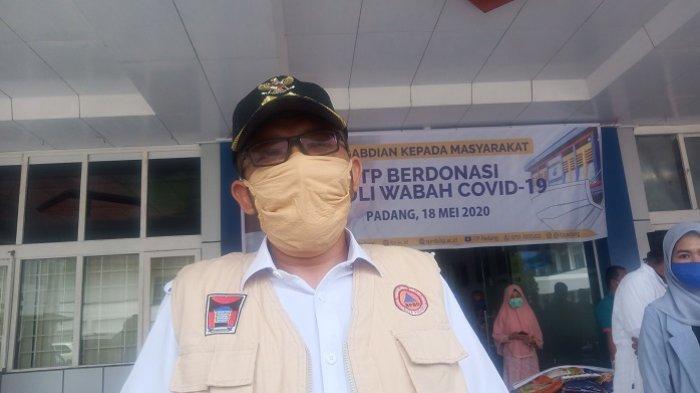 UPDATE Sebaran Covid-19 di Padang:Total 9.207 Sembuh dari Kasus Terkonfirmasi Positif 10.328 Orang