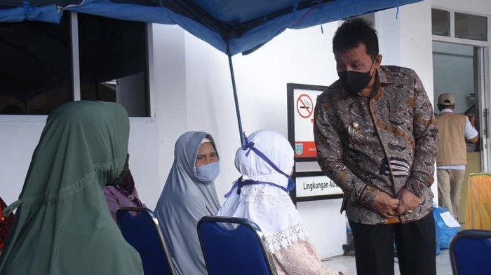 Vaksinasi Covid-19 di Padang Panjang Sasar Penyandang Disabilitas, Lansia & Penerima Bantuan Sosial