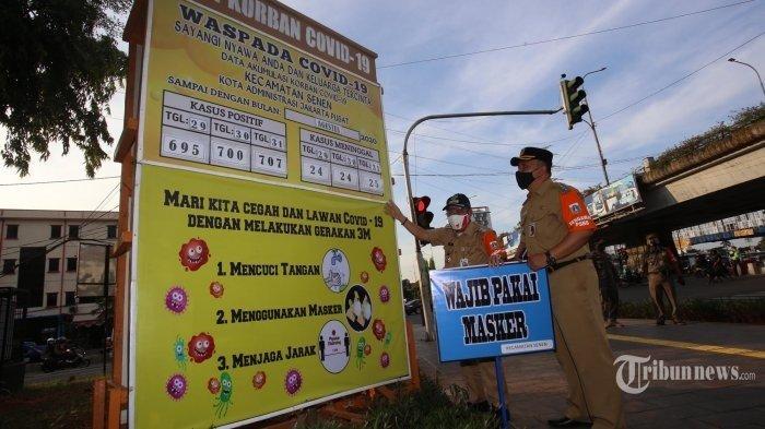 Pemerintah Minta Masyarakat Jangan Lengah Terapkan Protokol Kesehatan, Liburan Panjang Weekend