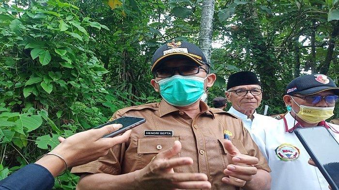 Soal Perpanjangan PPKM Darurat di Padang, Walikota Hendri Septa: Rapatkan Dulu Bersama Forkopimda