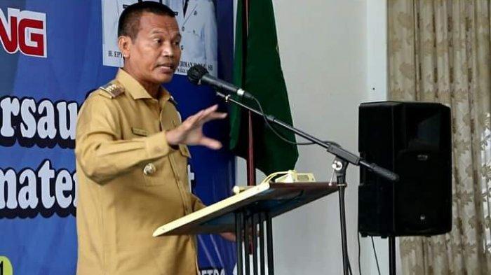 Hadiri Silaturahmi Bupati & Wako se-Sumbar Genius Umar Ajak Kepala Daerah Bersinergi Lawan Covid-19