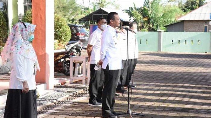 Wali Kota Pariaman Genius Umar Apresiasi Kinerja Disparbud dalam Menggenjot PAD
