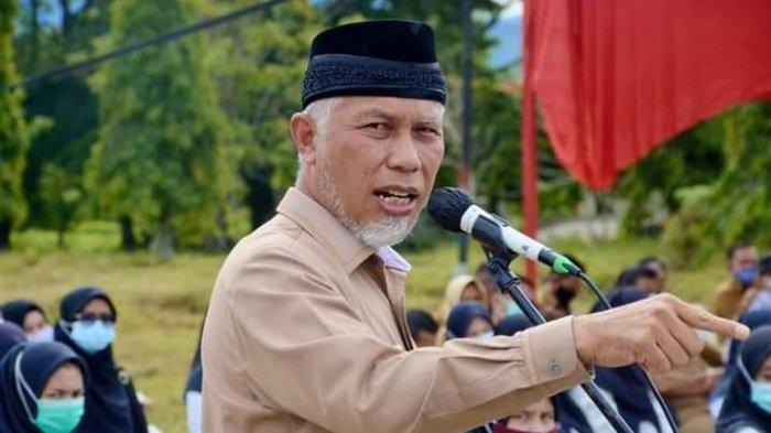 PROFIL dan Biodata Lengkap Mahyeldi yang Dilantik jadi Gubernur Sumbar, Punya Sederet Penghargaan