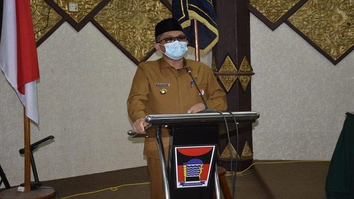 Padang Raih Opini WTP Sebanyak 8 Kali, Walikota Padang Hendri Septa Berkat Kerja Sama Antar Pihak