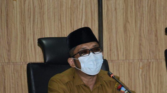Evaluasi PPKM Level IV Padang, Walikota Padang Hendri Septa: Alhamdulillah, Sudah Banyak yang Sembuh