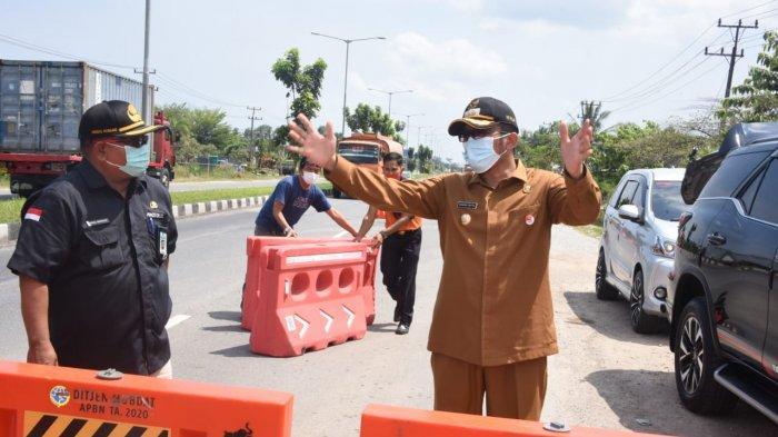 Wali Kota Padang Hendri Septa