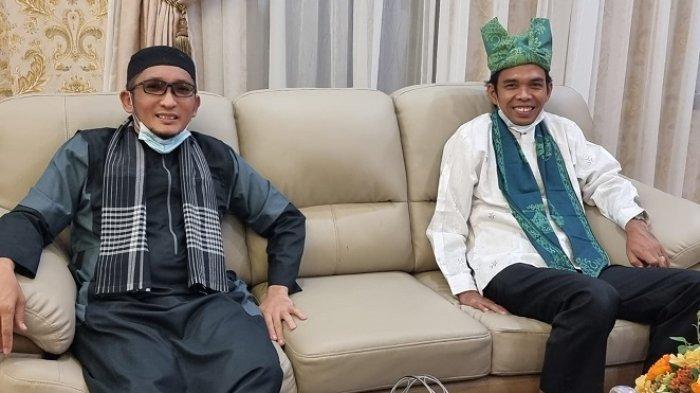 Tausiah di Padang, Ustaz Abdul Somad Puji Kepemimpinan Wako Hendri Septa