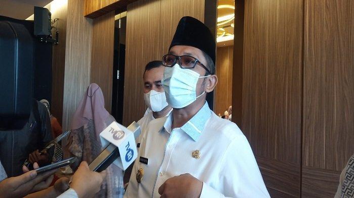 Wako Hendri Septa Minta PPKM Level IV Tak Diperpanjang, Semua Kelurahan di Padang Sudah Zona Hijau